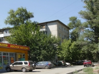 Rostov-on-Don, Dobrovolsky st, house 5/1. Apartment house