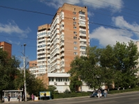 Rostov-on-Don, Dobrovolsky st, house 9. Apartment house