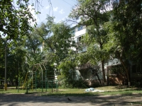 Rostov-on-Don, Dobrovolsky st, house 10. Apartment house