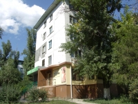 Rostov-on-Don, Dobrovolsky st, house 12. Apartment house