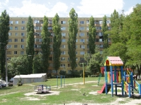 Rostov-on-Don, Komarov blvd, house 8 к.1. Apartment house
