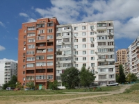 Rostov-on-Don, Komarov blvd, house 16 к.3. Apartment house