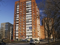 Rostov-on-Don, Kapustin st, house 8. Apartment house