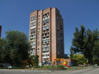 Rostov-on-Don, Kapustin st, house 18/1. Apartment house