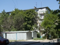 Rostov-on-Don, Kapustin st, house 22/1. Apartment house