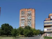 Ростов-на-Дону, улица Бориса Капустина, дом 22. многоквартирный дом