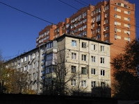 Rostov-on-Don, Kapustin st, house 28/1. Apartment house