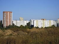 Ростов-на-Дону, улица Пацаева, дом 17. многоквартирный дом