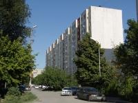Ростов-на-Дону, улица Мыльникова, дом 1А. многоквартирный дом