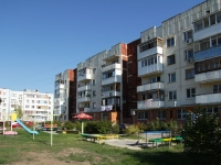 Rostov-on-Don, Mylnikov st, house 2. Apartment house