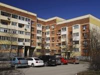 Ростов-на-Дону, улица Мыльникова, дом 6. многоквартирный дом