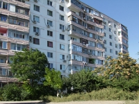Rostov-on-Don, Taganrogskaya st, house 112/4. Apartment house