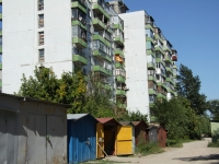 Rostov-on-Don, Taganrogskaya st, house 116/5. Apartment house