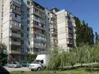 Rostov-on-Don, Taganrogskaya st, house 116/6. Apartment house