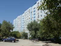 Rostov-on-Don, Taganrogskaya st, house 124/2. Apartment house