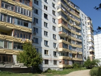 Rostov-on-Don, Taganrogskaya st, house 124/5. Apartment house