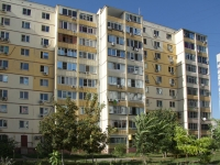 Rostov-on-Don, Taganrogskaya st, house 112/6. Apartment house