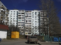 Rostov-on-Don, Taganrogskaya st, house 122/1. Apartment house