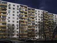 Ростов-на-Дону, улица Таганрогская, дом 124/6. многоквартирный дом