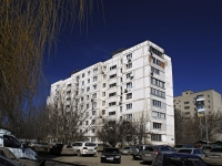 Rostov-on-Don, Taganrogskaya st, house 151/1. Apartment house