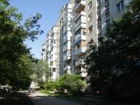 Ростов-на-Дону, улица Гагринская, дом 7. многоквартирный дом
