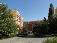 Rostov-on-Don, Krivonos st, house 6. Apartment house