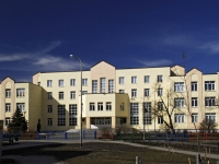 Ростов-на-Дону, лицей №27 им. А.В.Суворова, улица Кривоноса, дом 9
