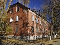 Rostov-on-Don, 40 let Pobedy avenue, house 25. Apartment house