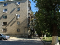 Rostov-on-Don, Molochny alley, house 95. Apartment house