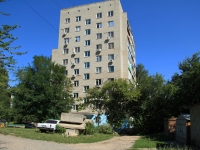 Rostov-on-Don, Kraevedcheskaya st, house 13. Apartment house