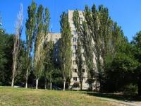 Ростов-на-Дону, улица Краеведческая, дом 15. многоквартирный дом