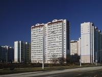 Ростов-на-Дону, Гарнизонный переулок, дом 3. многоквартирный дом