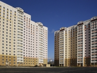 Rostov-on-Don, Zhdanov st, house 9. Apartment house