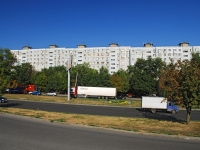 Rostov-on-Don, Malinovsky st, house 72. Apartment house