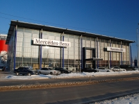 Rostov-on-Don, automobile dealership Mercedes-Benz, Poymennaya st, house 1Г