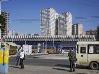 Rostov-on-Don, avenue Sivers, house 3. bus station