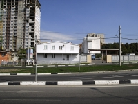 Rostov-on-Don, avenue Sivers, house 12Д. office building