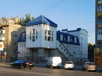 "Rostov-on-Don, research institute НИИ ""Промшахтпроект"", Stachki avenue, house 27А"