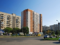 Rostov-on-Don, Rikhard Zorge st, house 58А. Apartment house