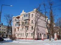 Rostov-on-Don, Il'icha st, house 40. Apartment house