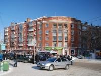 Rostov-on-Don, Serzhantov st, house 10. Apartment house