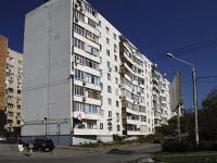 Ростов-на-Дону, улица Народного Ополчения, дом 25. многоквартирный дом