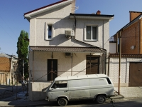 Rostov-on-Don, Ochakovskaya st, house 72. Private house