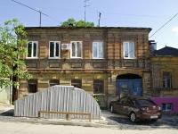 Rostov-on-Don, alley Derzhavinsky, house 16. Apartment house