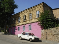 Rostov-on-Don, Derzhavinsky alley, house 16. Apartment house