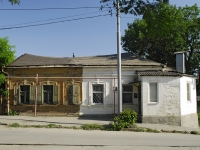Rostov-on-Don, Derzhavinsky alley, house 30. Private house