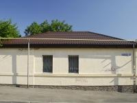 Rostov-on-Don, alley Derzhavinsky, house 44. Private house