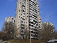 Ростов-на-Дону, Грибоедовский переулок, дом 4. многоквартирный дом