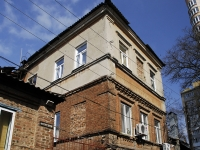 Rostov-on-Don, Neftegorskaya st, house 15. Apartment house