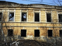 Rostov-on-Don, Nizhnebulvarnaya st, house 99. vacant building